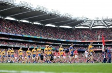 The GAA collected €29m in gate receipts in 2013 with a 12% rise in hurling championship figures