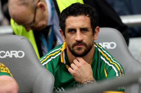 Galvin: won four All-Irelands with Kerry.