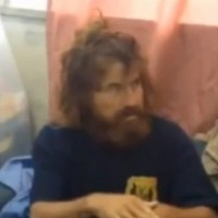 """""""I feel bad"""": Castaway arrives home after year adrift at sea"""