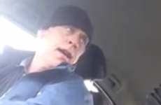 Irish dad's reaction to 'failed' driving test goes insanely viral