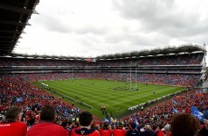 GAA league finals won't be moved from Croke Park for potential Heineken Cup semi-final