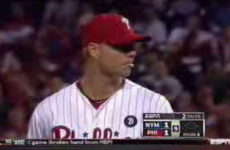 """At news of bin Laden's death, """"USA"""" chants erupt during Phillies-Mets game (and players have no idea why)"""