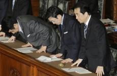 Japan's parliament passes tsunami recovery budget