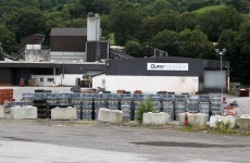 Petrol bombs thrown outside former Quinn property in Fermanagh