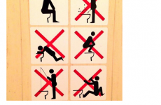 Bad news, toilet fishing is no longer allowed at the Sochi Olympics