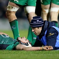 Connacht's Clarke out 'indefinitely' after 10th concussion in 22 months
