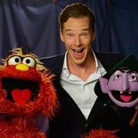 Cumberbatch's Sesame Street meeting opens with a big fat Sherlock spoiler
