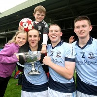 The 42 year-old at the heart of Limerick club Na Piarsaigh's march to an All-Ireland semi-final