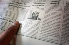 Bin Laden's proximity to Pakistani army base raises questions