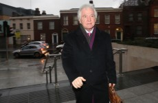 Here's what happened on the first day of the Anglo trial
