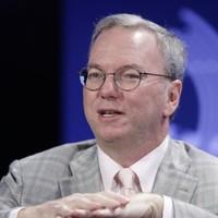 Google's former CEO gets $100 million stock award