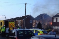 Gas explosion in Essex flattens houses and injures at least ten people
