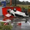 In Photos: Tornado strikes New Zealand city