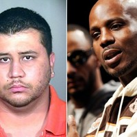 George Zimmerman is going to fight DMX