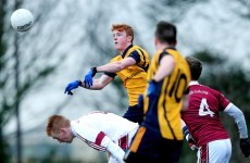 DCU hit four goals in comfortable Sigerson Cup win over NUI Galway