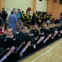 The Irishman bidding to become a tug of war world champion