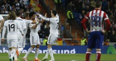 Two own goals hand Real advantage in Copa del Rey derby