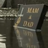 Kerry graveyard underwater following floods to be visited by Minister Hayes