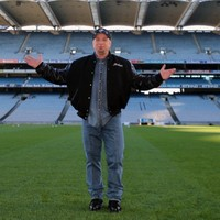 Garth Brooks has announced a FIFTH date at Croke Park