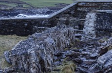 Storm damages 350-year-old fort on Valentia Island