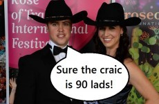 12 GIFS that prove being a Rose of Tralee escort is the BEST craic