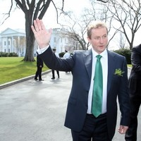 Kenny plans to participate in St Patrick's Day parade that NY mayor will boycott