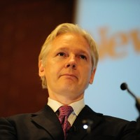 """WikiLeaks founder calls Facebook an """"appalling spying machine"""""""