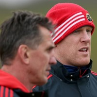 O'Connell: 'I think it's a pity Rob Penney isn't staying at Munster'