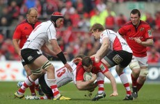 Muller will be 'massively missed' at Ulster says Andrew Trimble