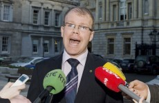 Six months after suspension, Tóibín's back as Sinn Féin spokesperson