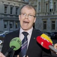 Six months after suspension, Tóibín's back as Sinn Féin spokesperson