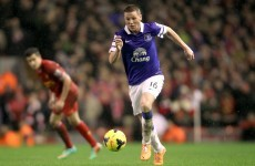 Martinez hails McCarthy impact at Everton