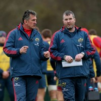 Penney heading for Japan as Munster consider their options