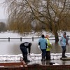 Britain deploys Marines to help with flooding