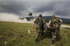 440 Irish troops prepare for peacekeeping deployment to Lebanon