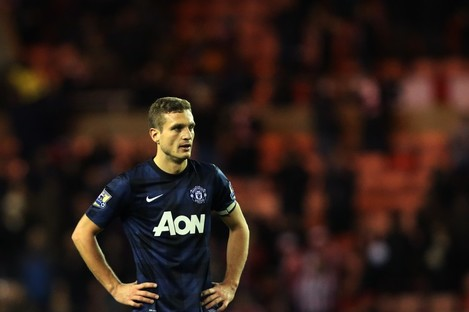 Vidic has made 201 appearances for United.