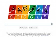 Check out Google's not-so-subtle Winter Olympics doodle
