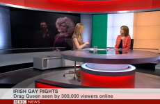 WATCH: Panti's Noble Call discussed on BBC news