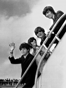 """The fans were pelting us with jellybeans"": Here's what happened when The Beatles stormed Washington"