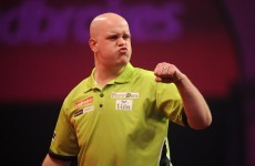 VIDEO: Taylor left humiliated after being whitewashed by Van Gerwen