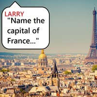 8 wonderful wrong answers from Larry Gogan's Just A Minute Quiz