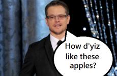 7 solid pieces of life advice from Matt Damon's Reddit AMA