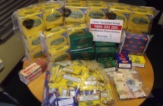 Cannabis from Canada, cigarettes from Moldova... A busy 48 hours for the customs service