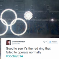The best Twitter reactions to the Sochi 2014 Opening Ceremony