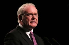 McGuinness willing to meet family of IRA victim who removed plaque from Ard Fheis venue