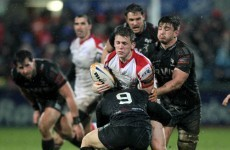 Darren Cave the hero as Ulster edge gritty Ospreys clash