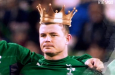 RTÉ have gone all medieval on the promo for Ireland v Wales