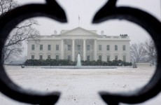 White House locked down after man tries to jump the fence