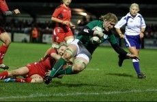 Grand Slam defence intact as Ireland Women slay Wales