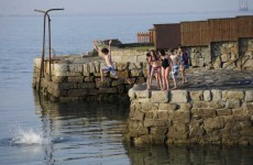 Most of Ireland basks in warmest April on record
